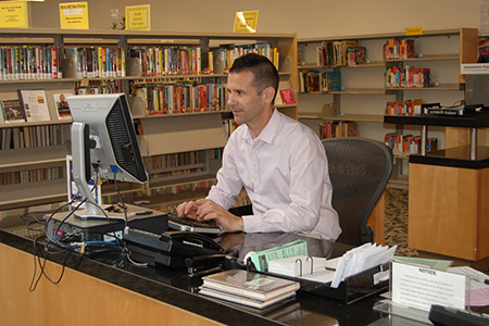 Information - Reference Desk
